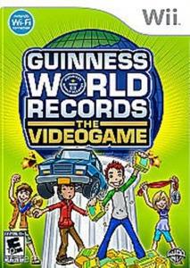 Nintendo Wii Játék Guiness World Records - The Videogame