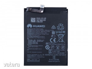 Huawei HB525777ECW (P40) gyári akkumulátor Li-Polymer 3800mAh