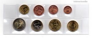 Érsztország EURO forgalmi sor 2011