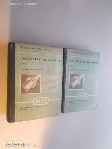 Csővezetéki szabványok I-II. (*KYO*)