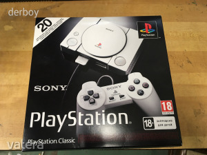 PlayStation Classic konzol (Eredeti SONY)