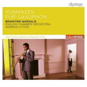 Branford Marsalis Romanzen Für Saxophon CD Új!