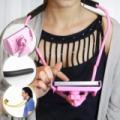 Hajlítható nyakba akasztható telefontartó