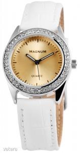Magnum női karóra műbőr szíjjal
