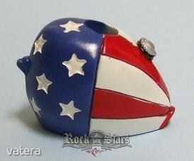 Biker Butt Headz - Amerikai tank. cigaretta tartó, füst elnyelő figura, toll és ceruzatartó.