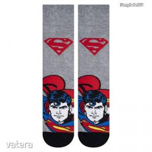 Superman mintás férfi zokni (40/45) - Vatera.hu Kép