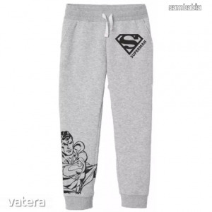 Superman gyerek hosszú nadrág, jogging alsó 104-134 cm