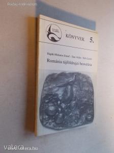 dr. Hajdú-Moharos József - Sasi Attila - Erős László : Románia tájföldrajzi beosztása (*KYP)