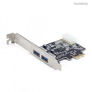 Gembird UPC-30-2P USB 3.0 PCI-E host adapter