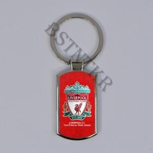 FC Liverpool mintás elegáns fém kulcstartó - 2580 Ft Kép