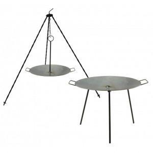 Perfect Home 12933 Vas grill tárcsa - boronatárcsa kétfunkciós 60 cm