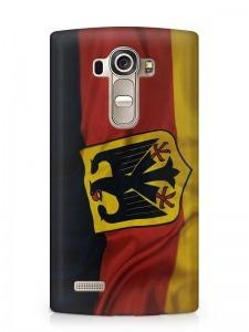 németország mintás LG G4 tok hátlap