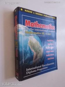 Mathematics for the international student Mathematics HL (Core) (*76)