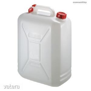 Műanyag kanna 15 literes, kiöntővel Kód:54915