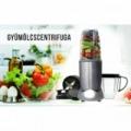 Gyümölcscentrifuga turmixgép és smoothie készítő