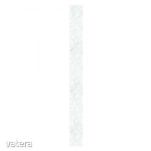Falburkolat PVC Vilo Motivo, Marmino kék, 0,8 x 25 x 265 cm