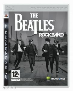 PS3  Játék The Beatles Rockband