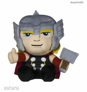 Thor plüss figura