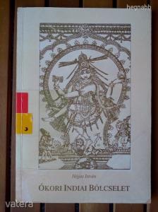 Héjjas István: Ókori indiai bölcselet RITKA