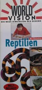 : 3 D Reptile