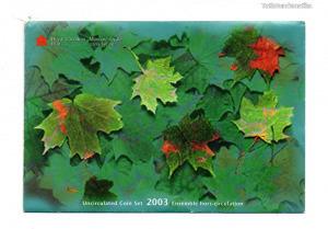 Kanada Forglami sor 2003