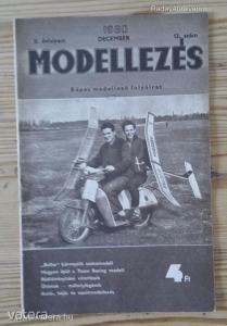 Modellezés folyóirat 1960 / II. évfolyam 12. szám (*79)