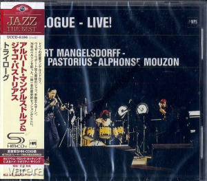 Trilogue - Live! (CD)