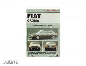 Fiat Javítási kézikönyv, fiat croma