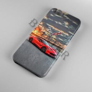 Chevrolet mintás Samsung Galaxy A50 tok hátlap tartó
