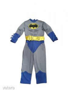 4-5 évesre szürke-kék izmosított jelmez - Batman