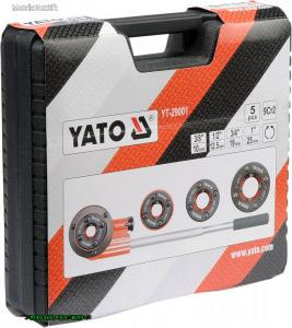YATO 29001 Csőmenet metsző készlet YT-29001 - 14899 Ft Kép
