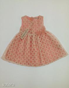 Babaluno kislány rózsaszín ruha (meghosszabbítva: 3030557666) - Vatera.hu Kép