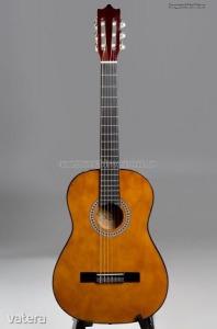MSA sötét natúr klasszikus gitár C20