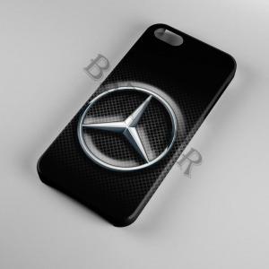 Mercedes mintás Samsung Galaxy A50 tok hátlap tartó