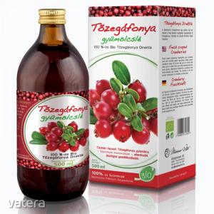 Mannavita Tőzegáfonya Gyümölcslé - 500 ml