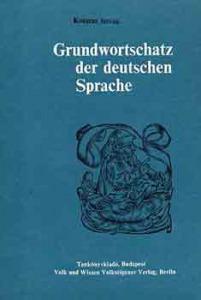 Grundwortschatz der deutschen sprache