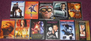 Dvd filmek 800 Ft / db áron
