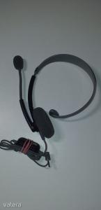 Csak csevegő fülhallgató - XBOX 360 - szürke