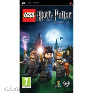 PSP Játék LEGO Harry Potter Years 1-4 - The video game