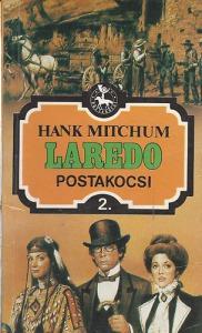 Hank Mitchum: Laredo - Vatera.hu Kép