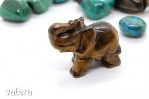 Tigrisszem ásvány elefánt