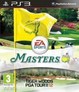 PS3  Játék Tiger Woods PGA Tour 12 - Masters - E