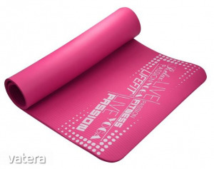 Gimnasztikai (jóga) szőnyeg 100x60x1 cm LIFEFIT JUNIOR pink