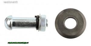 TOYA 03150 Csampevágó kerék 15x6x1,5mm