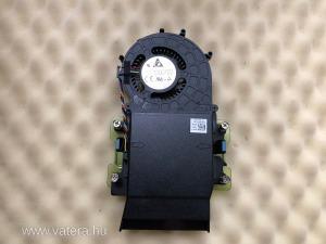 Dell Optiplex 3020M heatsink hűtőborda ventilátor fan új 19P4P 019P4P KSB0705HB 2MH9P