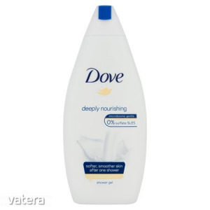 "Krémtusfürdő, 500 ml, DOVE ""Deeply Nourishing"""