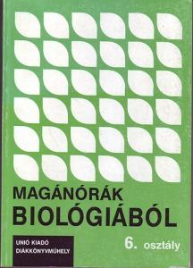 Magánórák biológiából 6. osztály
