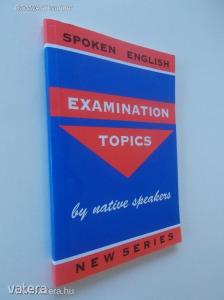 Thomas Woodward - Vivien Granham: Examination Topics by Nativ Speakers (*88)