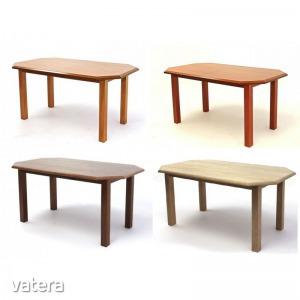 Viki asztal - Étkezőasztal,  bővíthető, 90x160+40cm, több színben