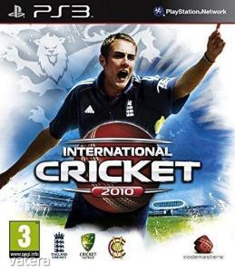 PS3  Játék International Cricket 2010